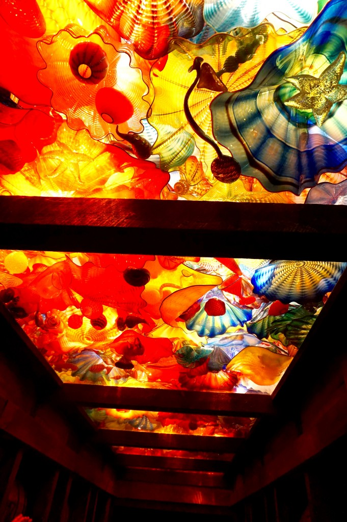Dale Chihuly at Maker's Mark - The 2 Seasons