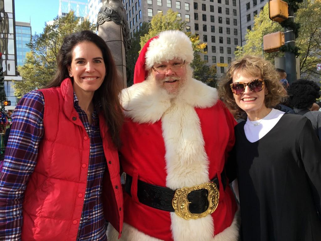 Santa and The 2 Seasons