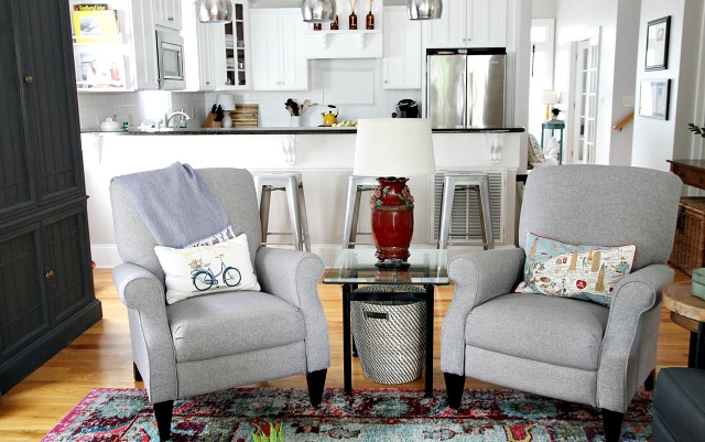 Fun Living Room Chairs Of Chairs That We Just Purchased For Our Living Room Are