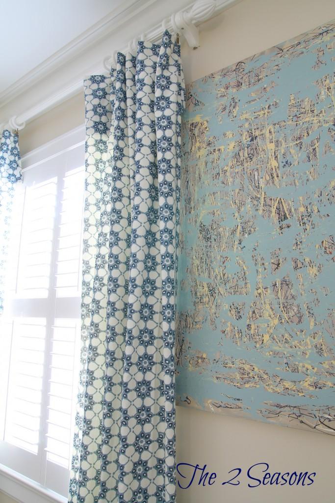 MAster bedroom - The 2 Seasons