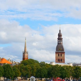 Baltic States - The 2 Seasons