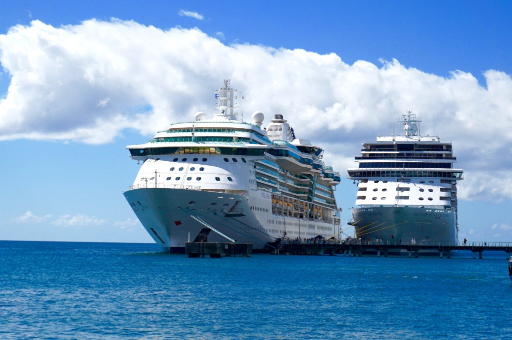 Caribbean cruise - The 2 Seasons