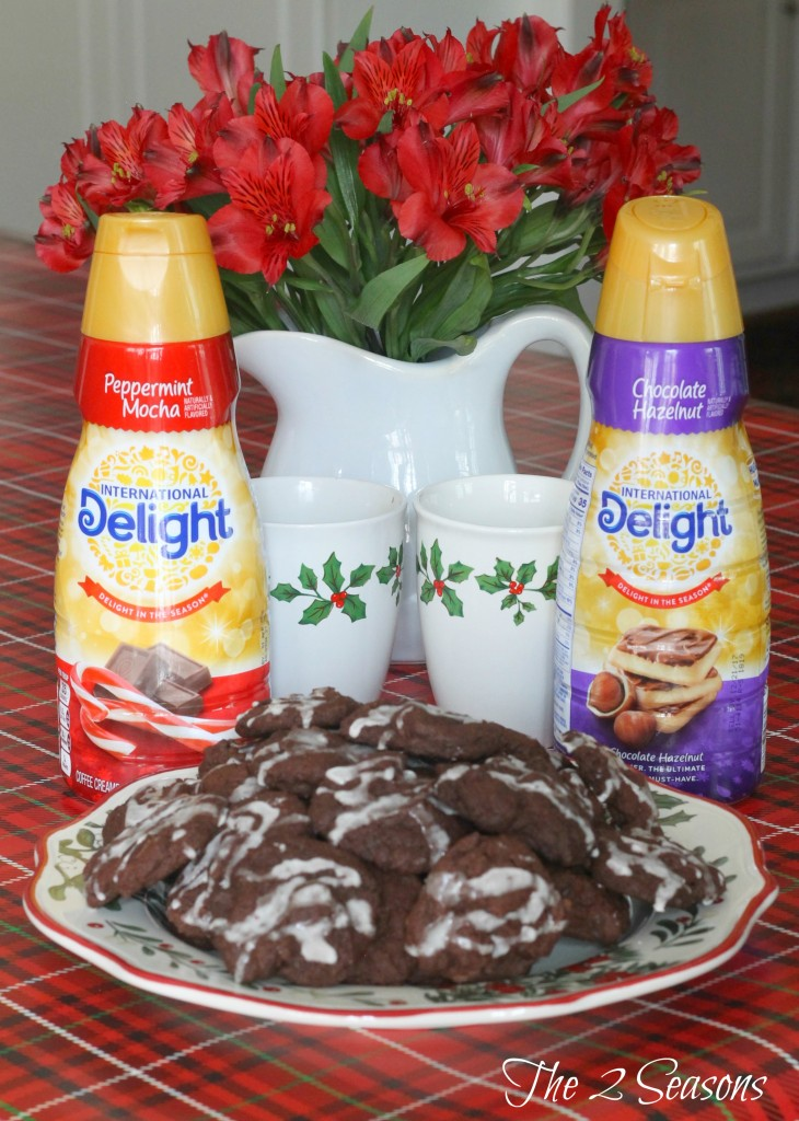 International Delight and Cookies