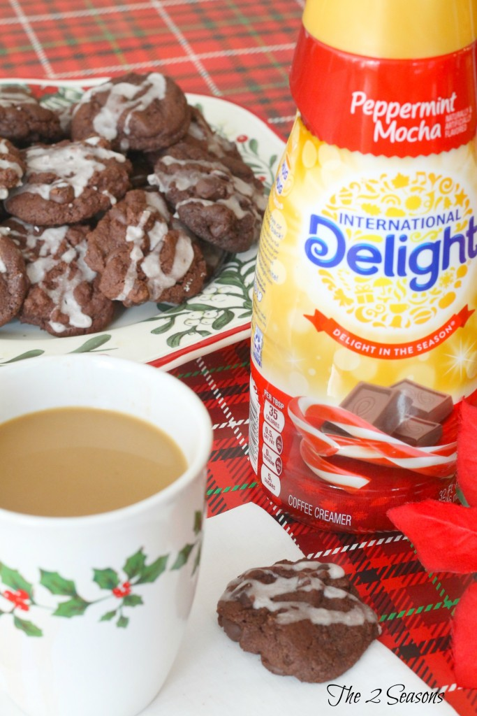 International Delight and Double Chocolate Chip Cookies