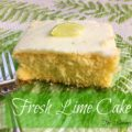Fresh Lime Cake 120x120 - Key Lime Pie in a Jar