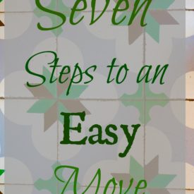 Seven steps to an easy move - the 2 Seasons