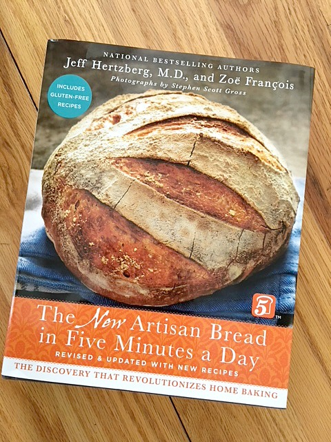 Bread book - Five Minute Bread