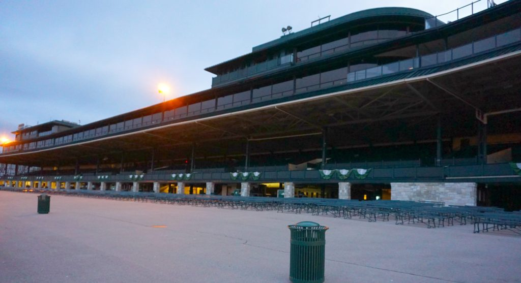 Keeneland 7 1024x557 - Our Morning at Keeneland