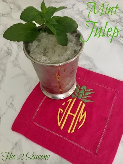 Mint Julep 1 - Mint Julep Recipe