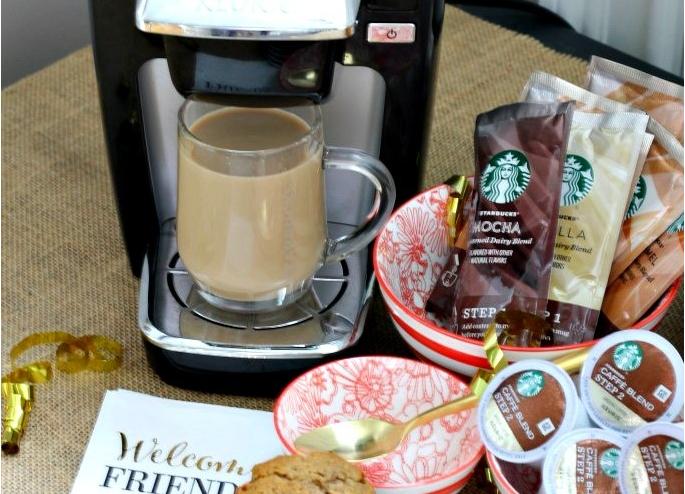 Keurig coffee maker - The 2 Seasons