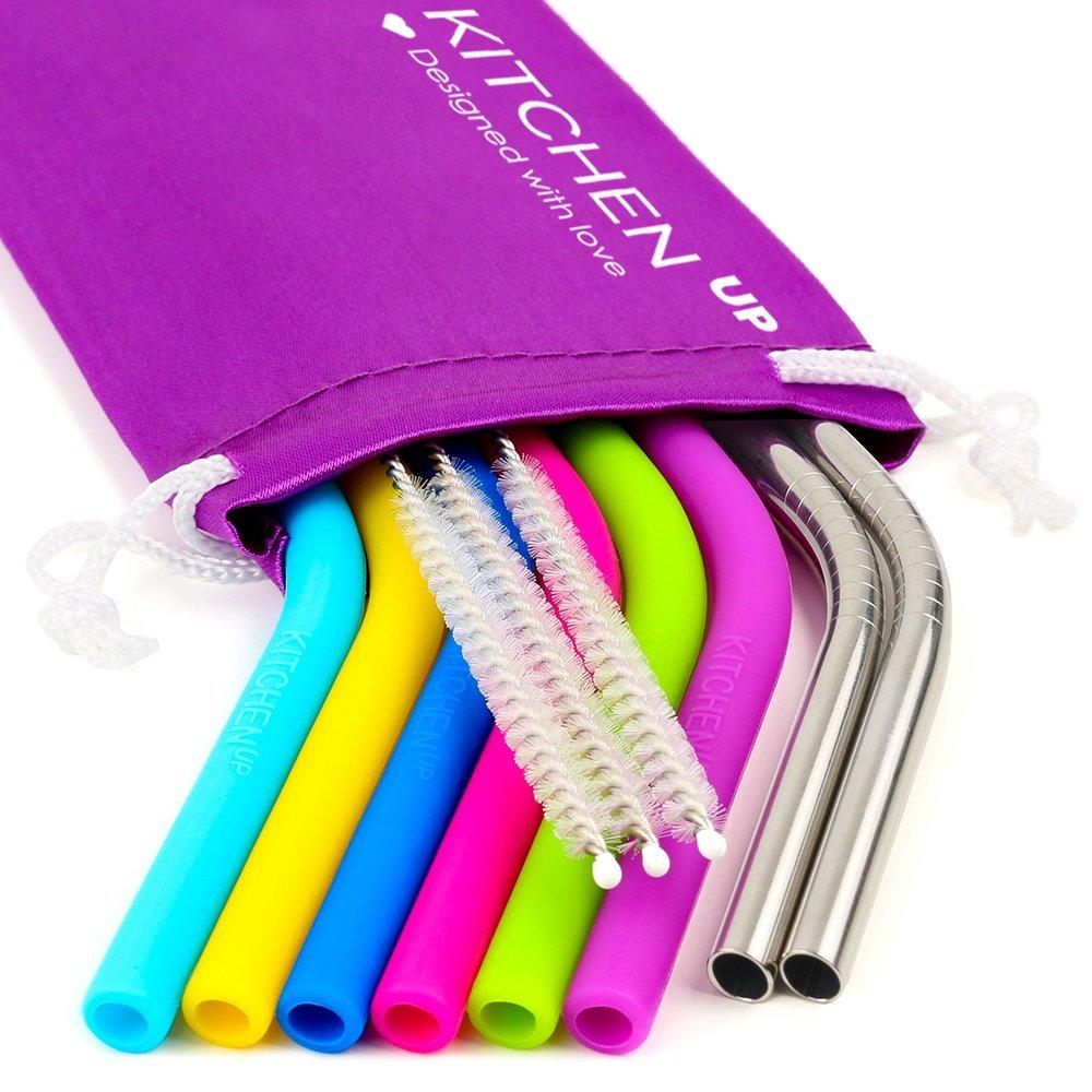 Reusable straws - The Seasons' Saturday Selections