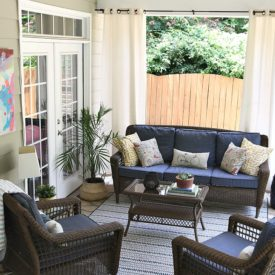 Our Summer Porch - The 2 Seasons