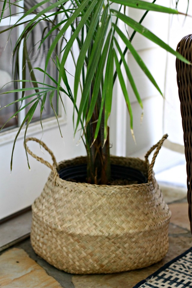Back Porch Planter - Our Summer Porch