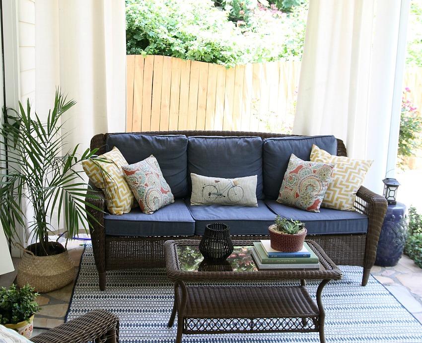 Porch 2 - Our Summer Porch