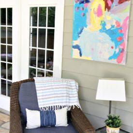 DIY Art - The 2 Seasons