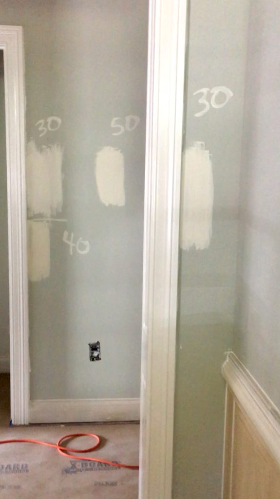 Townhouse paint - The 2 seasons