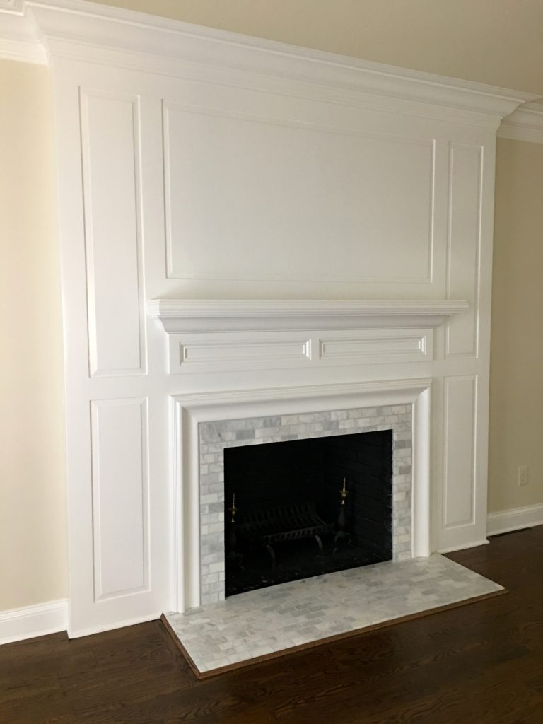 IMG 2258 768x1024 - How to Update a Fireplace