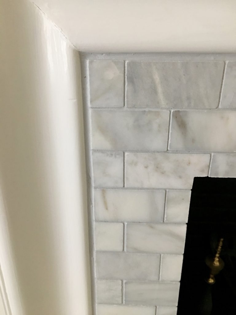 IMG 2260 768x1024 - How to Update a Fireplace - Revisited