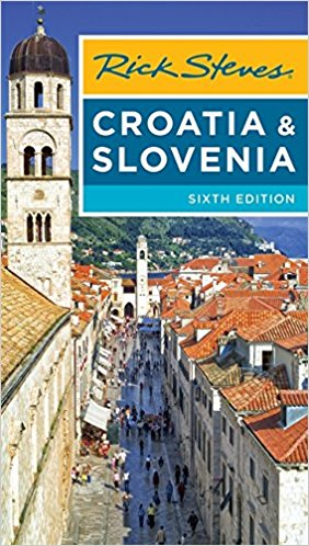 Rick Steves book - Traveling to Slovenia