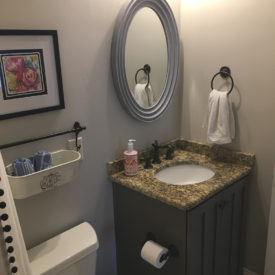 Bathroom before 275x275 - Plans to Update the Powder Room