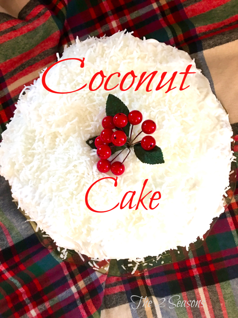 Coconut Cake 1 768x1024 - Cakes Fit for a Queen or Mom
