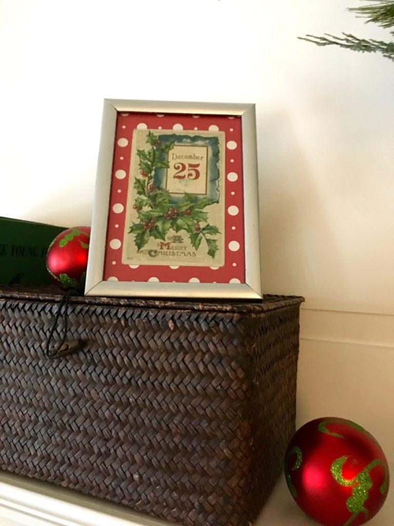 IMG 3113 768x1024 - Janette's Christmas Mantel