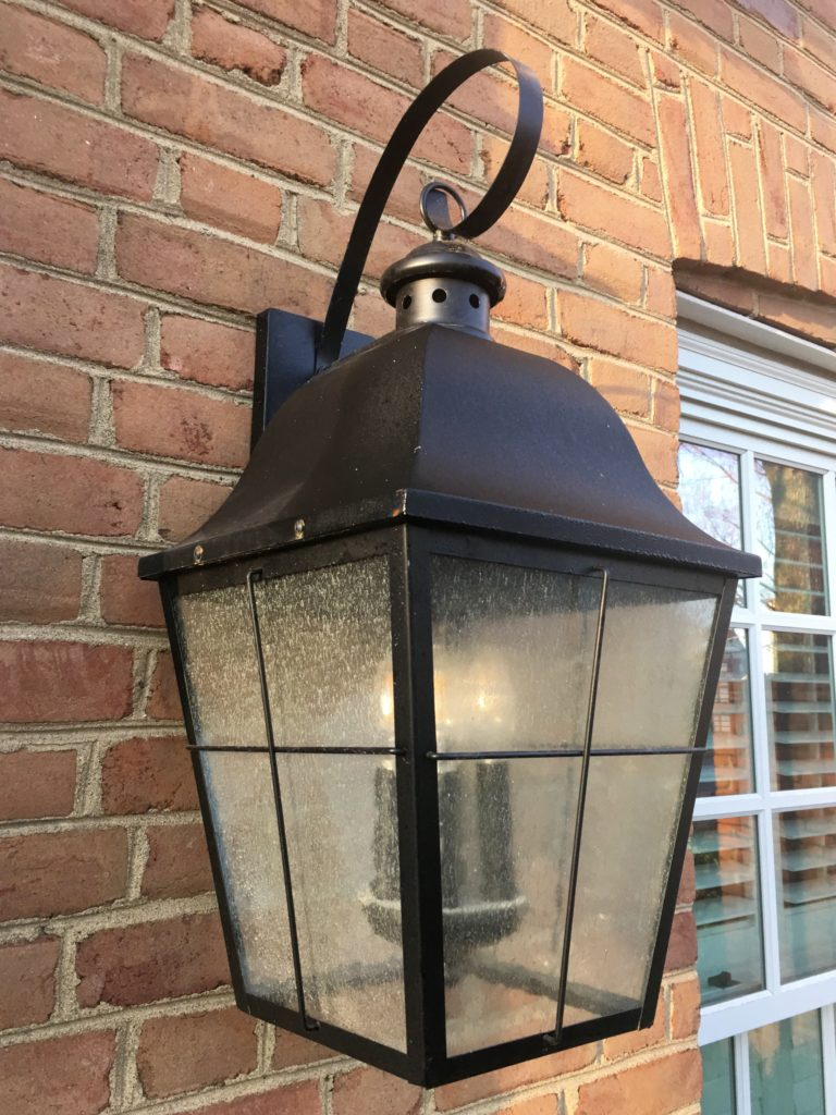 IMG 3271 768x1024 - How To Determine The Size of Your Home's Exterior Lights