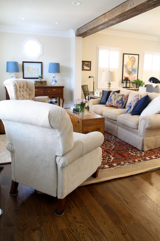 Townhouse family room - the 2 Seasons