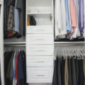 The art of Tidying Closet 120x120 - The Closet Becomes a Mudroom - Revisited