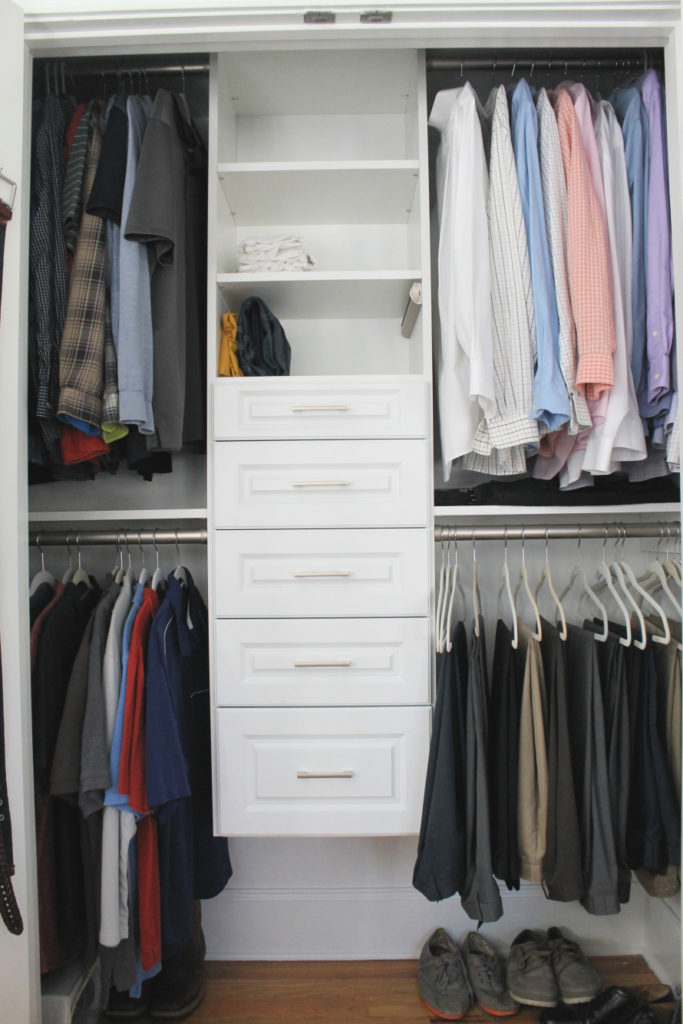 The art of Tidying Closet 683x1024 - Tidying Up Our House with Marie Kondo