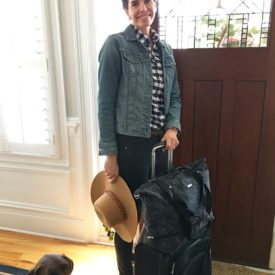 Carry on packing tips with Baggalini - The 2 Seasons