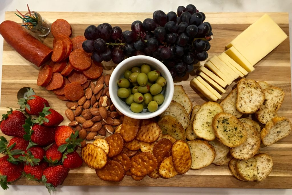 IMG 3967 1024x683 - How to Make a Charcuterie Board