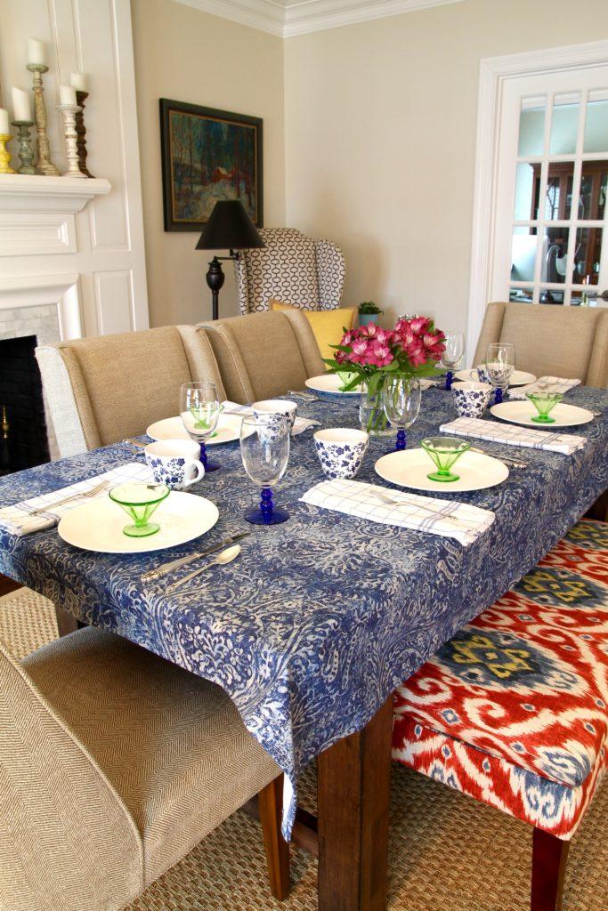 IMG 5360 683x1024 - A Springtime Brunch Table Setting