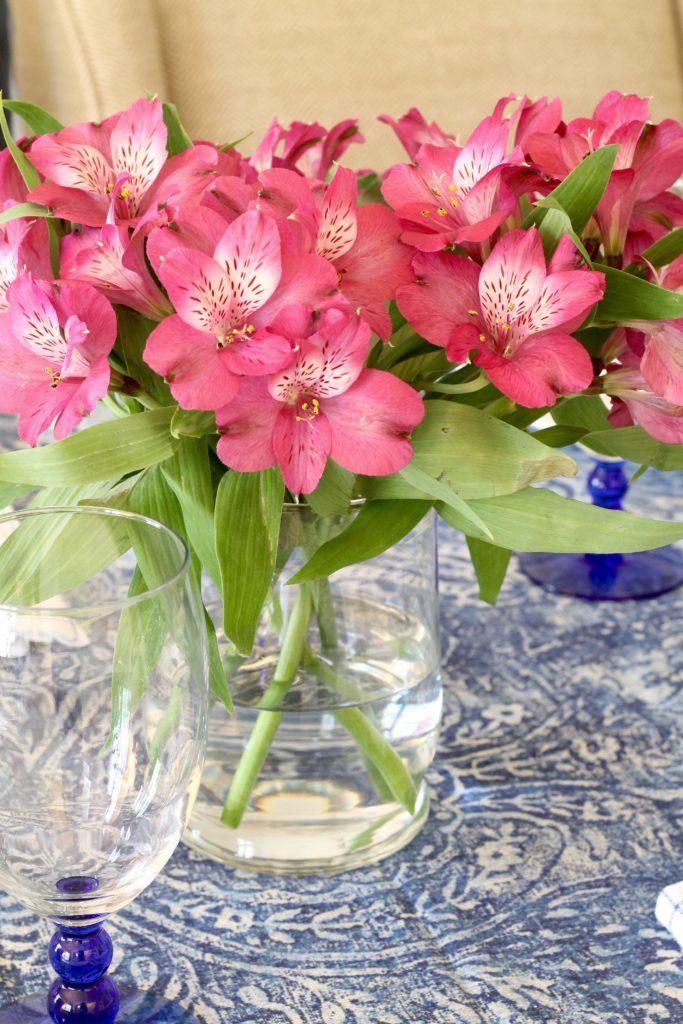 IMG 5370 683x1024 - A Springtime Brunch Table Setting