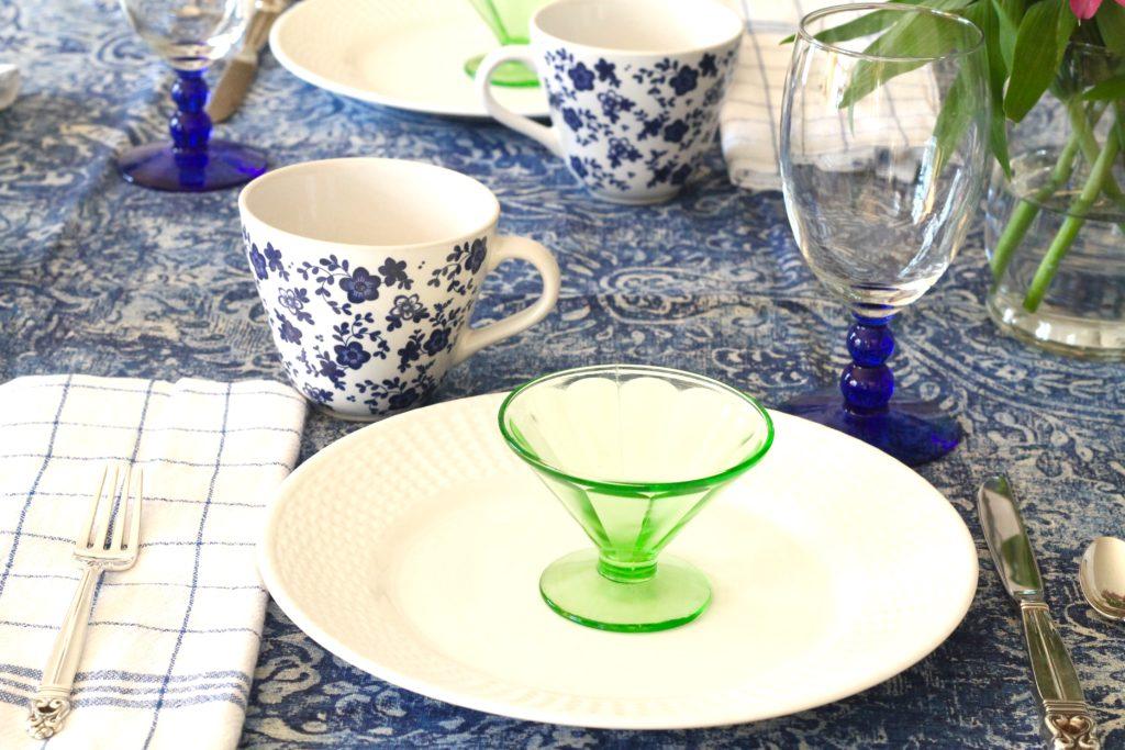IMG 5371 1024x683 - A Springtime Brunch Table Setting
