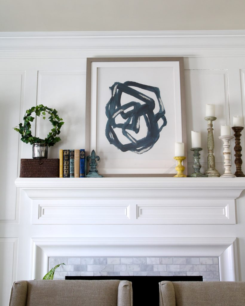 IMG 5447 820x1024 - How To Give Any Room A Spring Look
