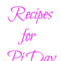Pie Recipes for Pi Day - The 2 seasons