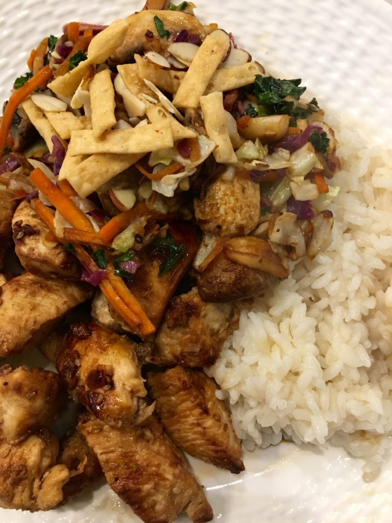 Stir fry chicken - The 2 Seasons