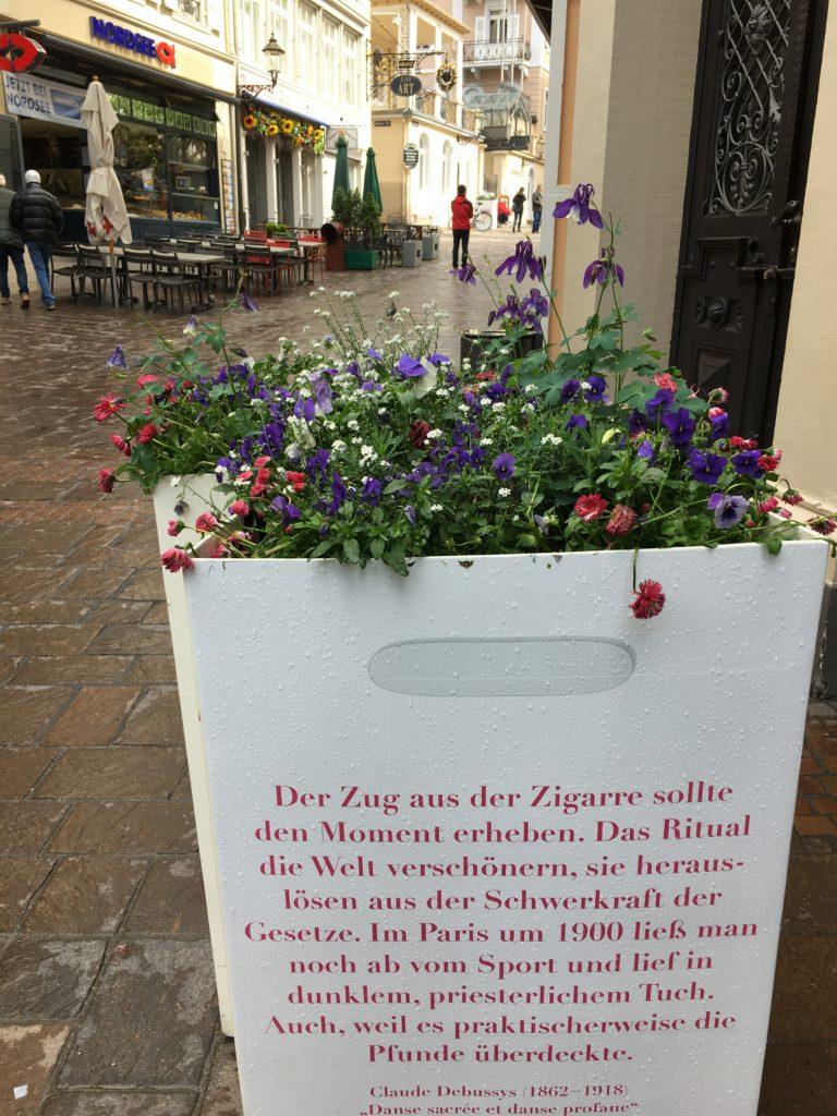 Baden Baden - The 2 Seasons