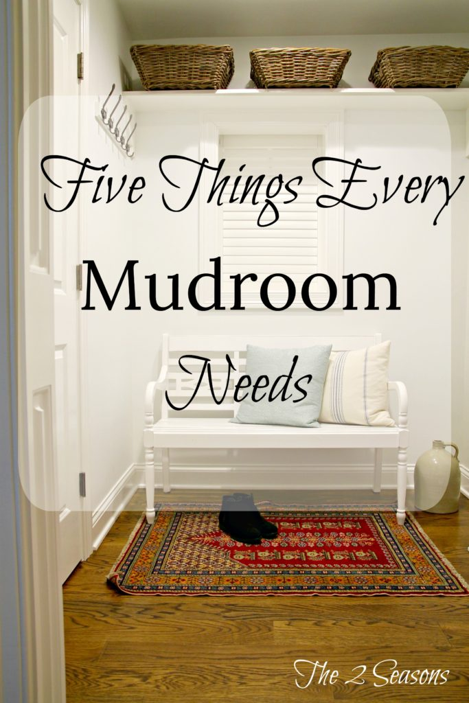 5 Things Every Mudroom Needs 683x1024 - Five Things Every Mudroom Needs