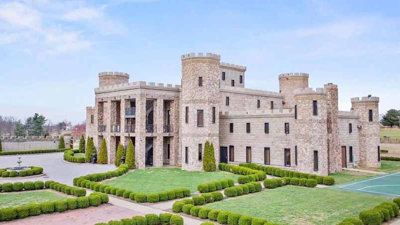 Screen shot of Kentucky Castle
