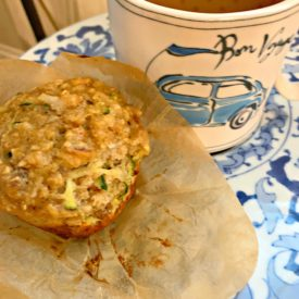 Hearty Breakfast Muffin 1 275x275 - Hearty Breakfast Muffins