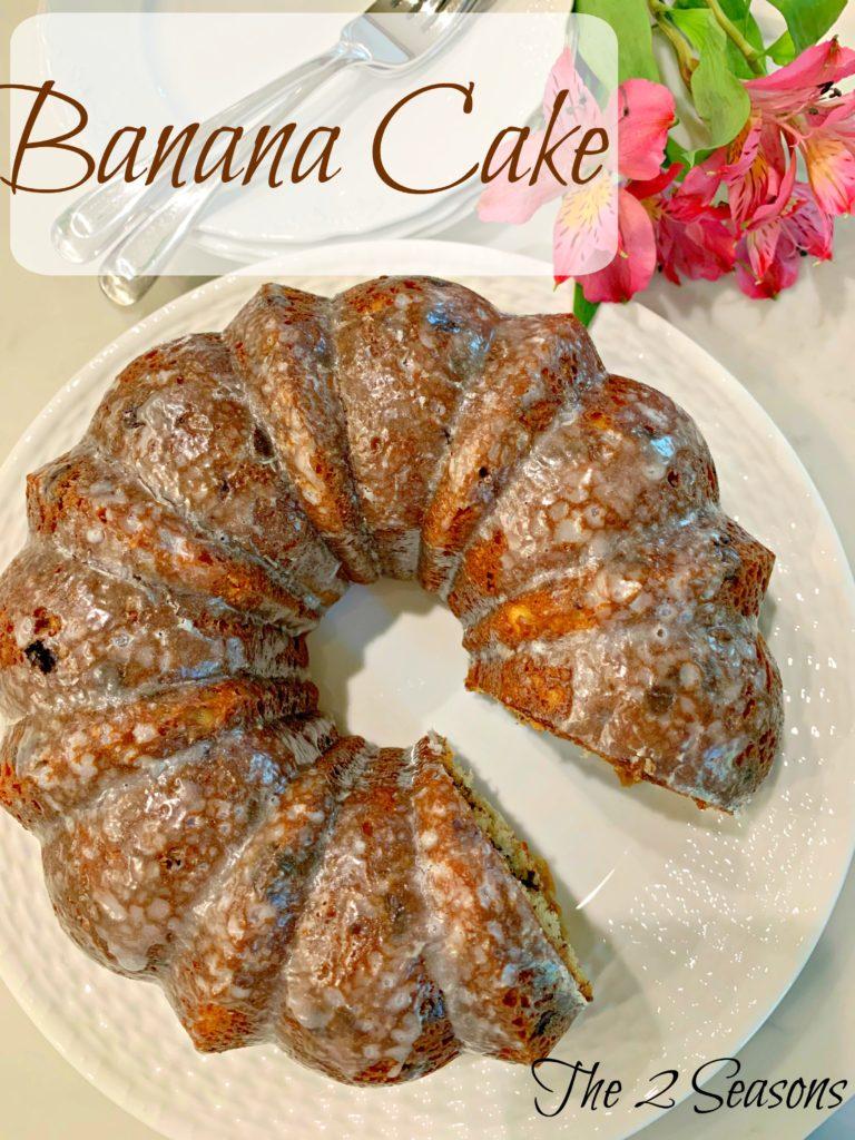 Banana Cake 1 768x1024 - Super Bowl Foods