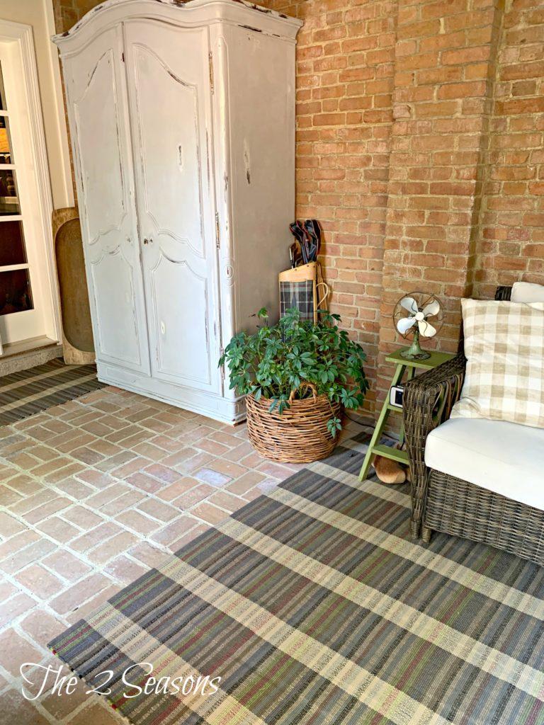 Porch 61 768x1024 - Should We Paint This Brick?