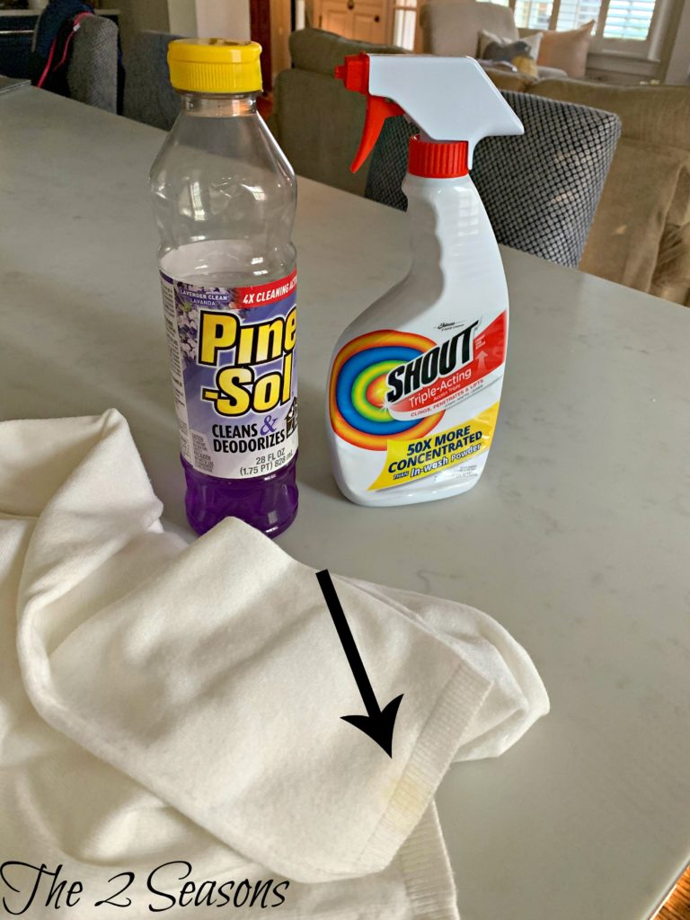 Stain Removal 1 768x1024 - How I Remove Stains from Clothing