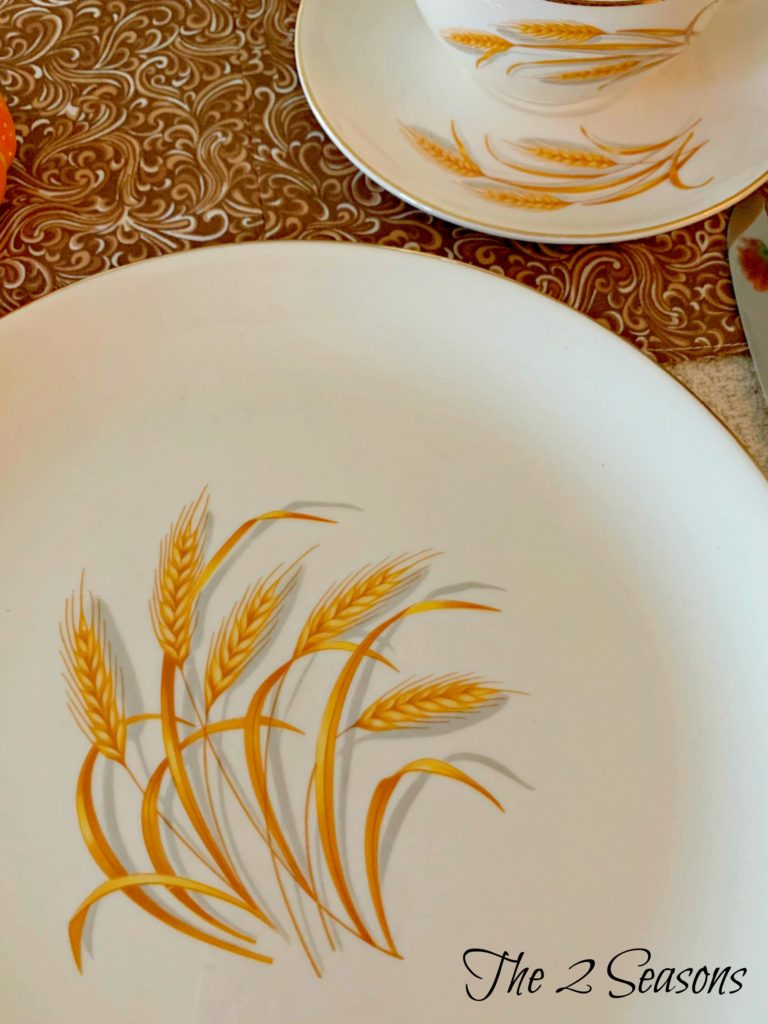 Fall Wheat Table 4 768x1024 - A Fall Table Setting
