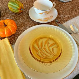 Fall Wheat Table 51 275x275 - A Fall Table Setting