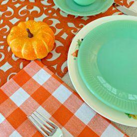 Fall tablescape 2 275x275 - Another Fall Tablescape