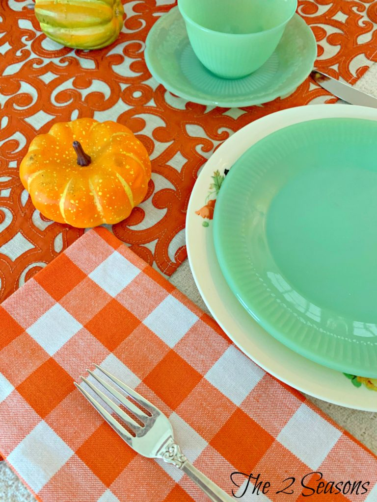 Fall tablescape 2 768x1024 - Another Fall Tablescape