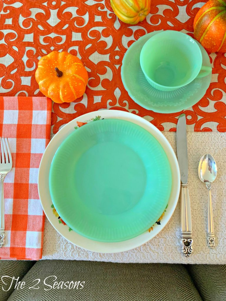 Fall tablescape 61 768x1024 - Another Fall Tablescape